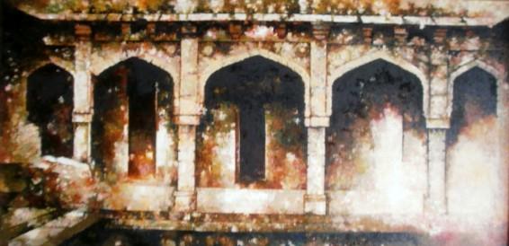Sanjib Saha Painting