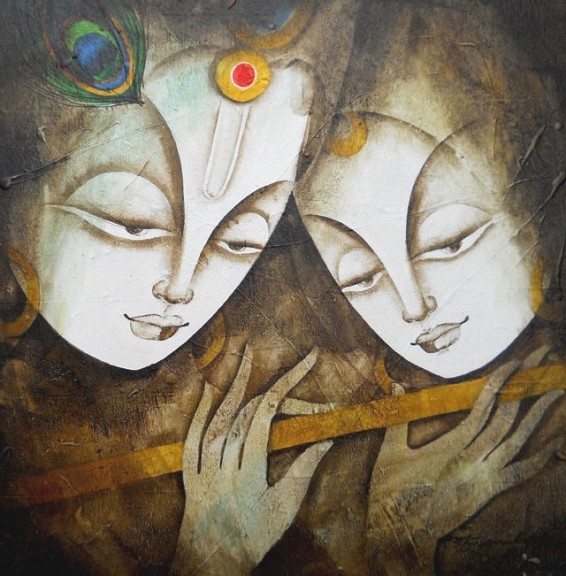 Mukesh Mandal Painting