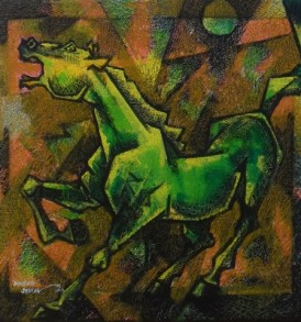 Dinkar Jadhav Painting