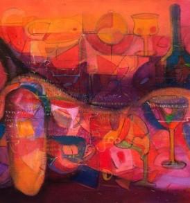 Madan Lal Painting