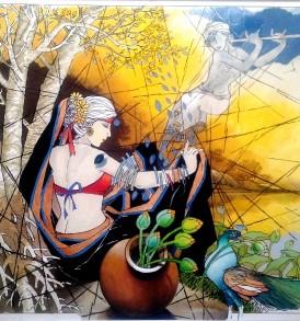 Biplab Biswas Painting