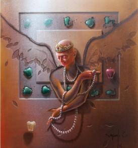 Gopal Chowdhury Painting