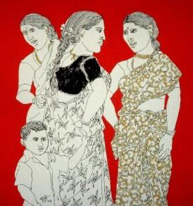 Laxman Aelay Painting