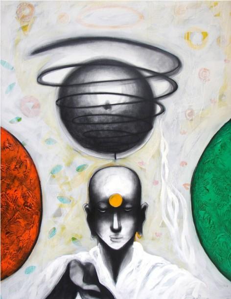 Amit Dutt Painting