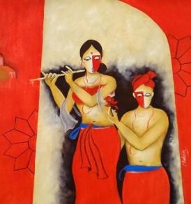 Chetan Katigar Painting