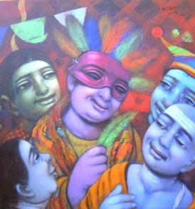 Pramod Apet Painting