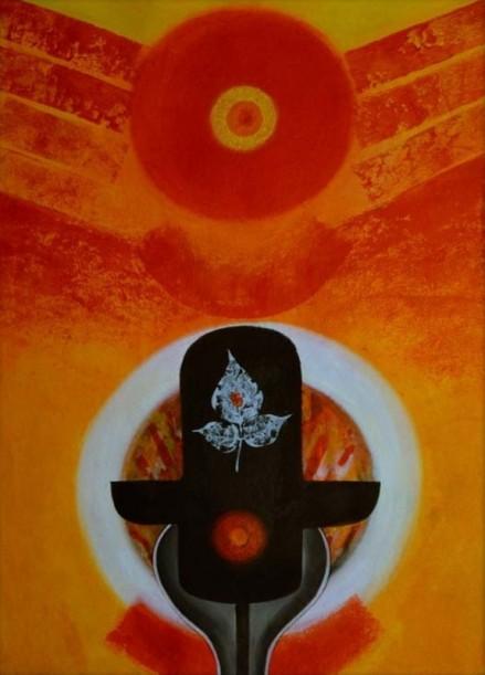 Sunanda Porel Painting