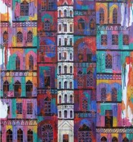 Suresh Gulage Painting