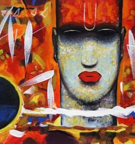 Ravhi Songirkaar painting