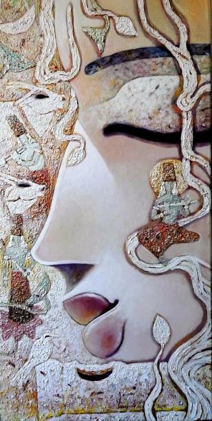 Subtata Ghosh Paintng