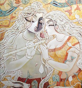 Subtata Ghosh Painting