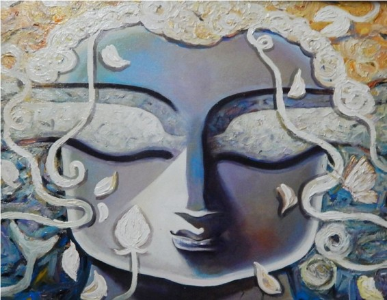 Subrata Ghosh Painting