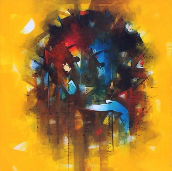 Amol Pawar Painting
