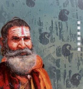 Satyabrata Karmakar Painting