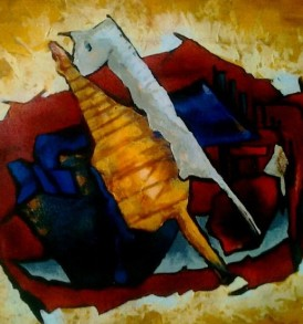Chaitan Bhosale Painting