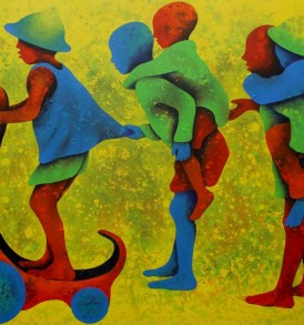Lakhan Singh Jat Painting