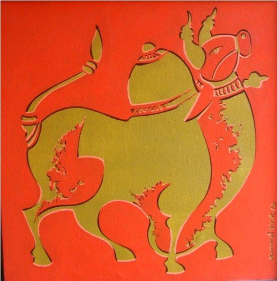 Vivek Kumavat Painting