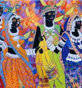 Anuradha Thakur Painting