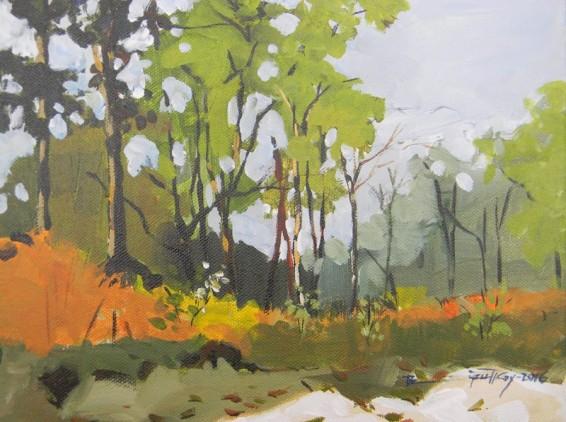Bipul Roy Painting