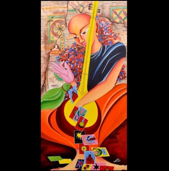 Deepali Mundra Painting