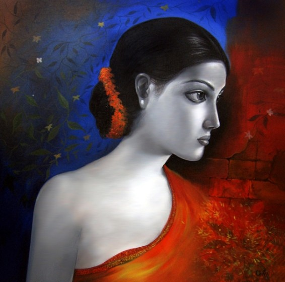 R.D Roy Painting