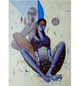 Sanjay Tikkal Painting