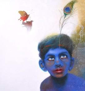 Sudipta Kundu Painting