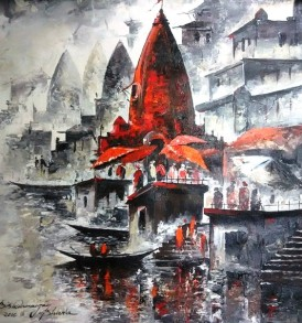 Biswaranjan Bhunia Painting