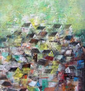 M. Singh Painting