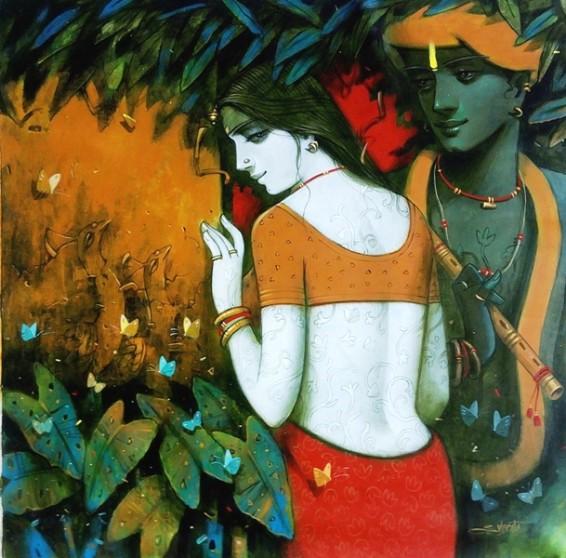 Subrata Das Painting