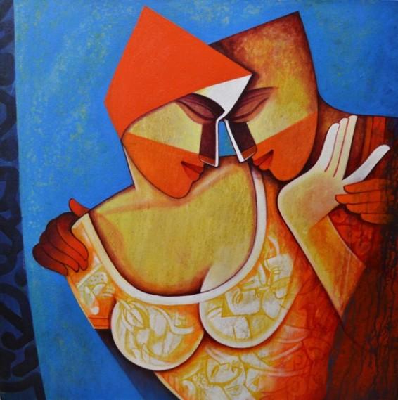 Nawal Kishore Painting