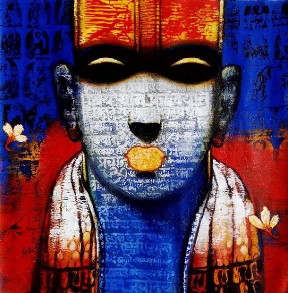 Sujata Achrekar Painting