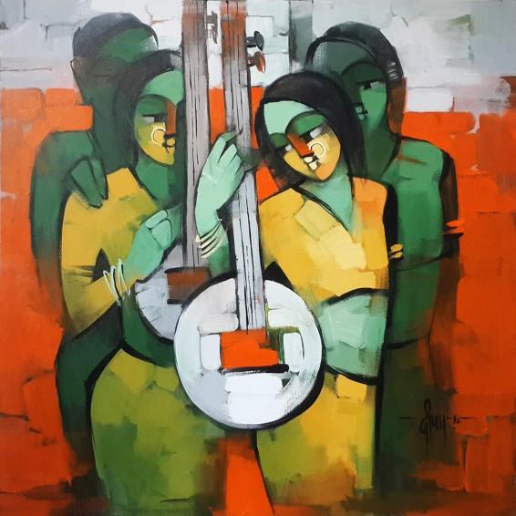 Deepa Vedpathak painting I indianartplace.com