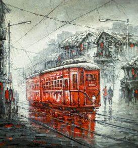 Ananda Das Painting