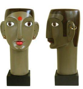 Kandi Narsimlu Sculpture